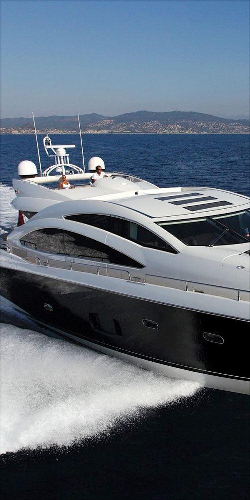 Motor boat charters, Marbella and Puerto Banus