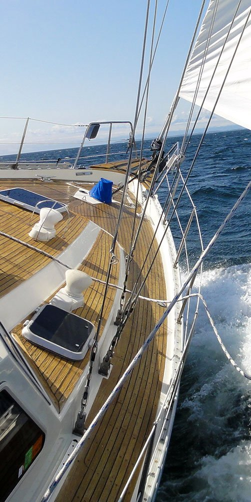Sailing yachts charters in Marbella