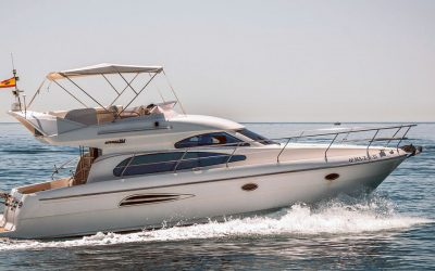 Astondoa 40 Flybridge