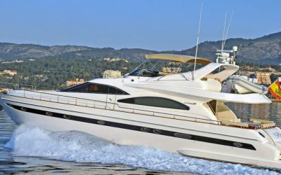 Astondoa 72 Motor Yacht