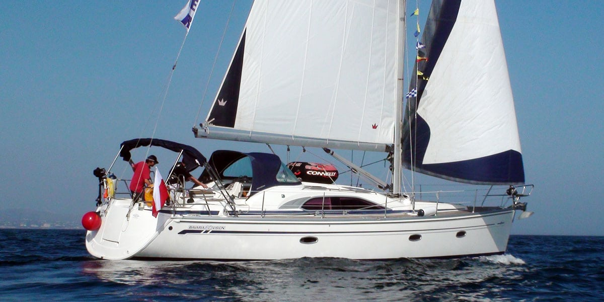 Bavaria Vision 40 Puerto Banus Yacht Charter