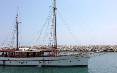 Classic Sailing Yacht