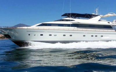 Falcon 102 Motor Yacht