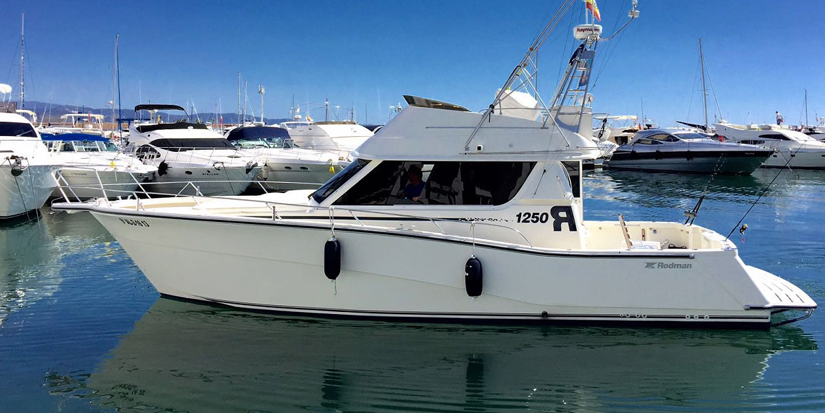 Marbella Fishing Boat & Big Game Fishing