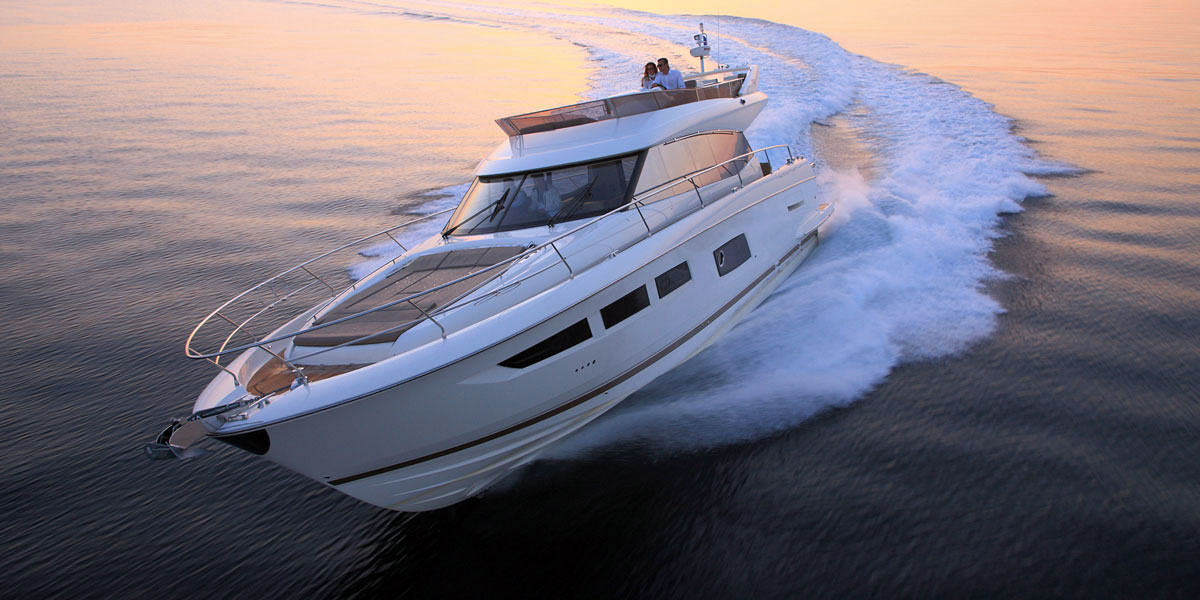 Azimut 43 Motor Boat Charters from Puerto Banus