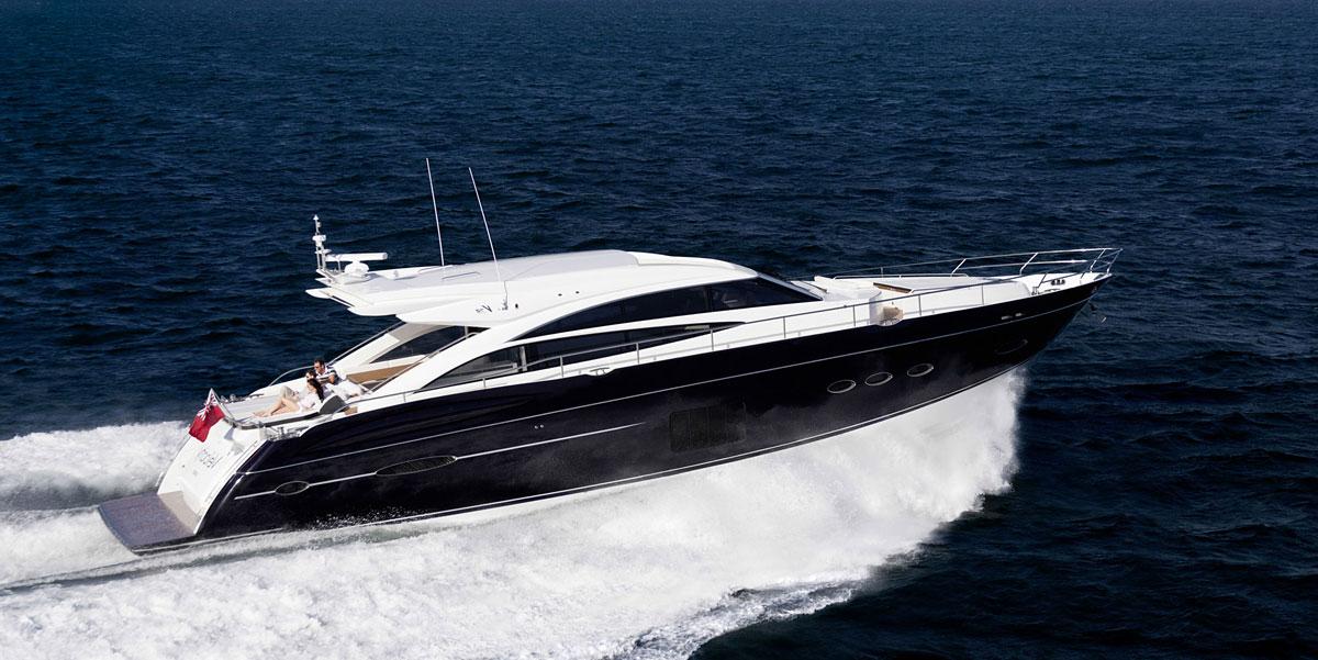 Luxury Motor Yacht Charter Puerto Banus – Princess V72