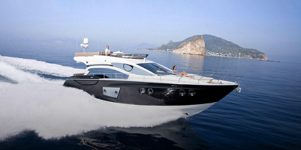 Motor Boat Charter in Puerto Banus – Sessa Marine Fly 54