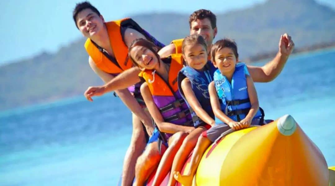 Catamaran & Speedboat Trips