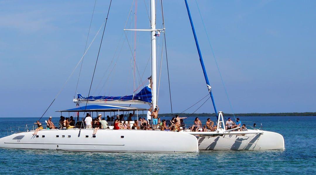 Taiti 80 Catamaran